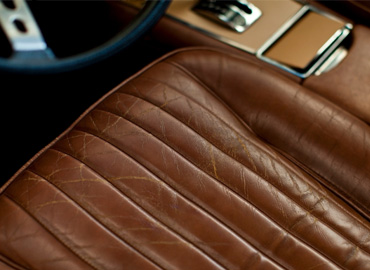 Car & boat - Our special upholstery leather for cars and boats